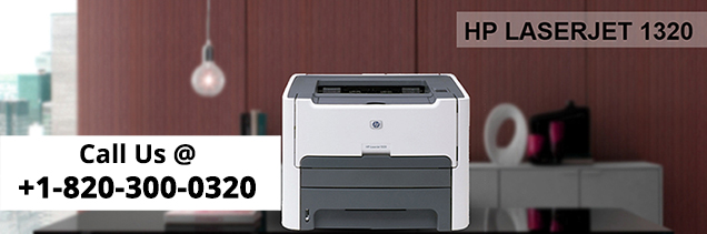 HP LaserJet 1320 driver for windows 7