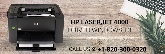 HP laserjet 4000 driver windows 10