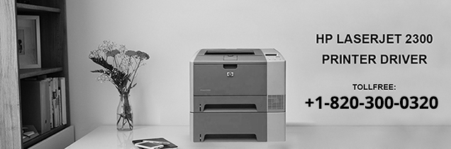 HP Laserjet 2300 printer driver free download