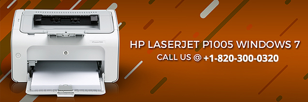 driver HP LaserJet p1005 Windows 7